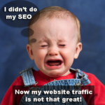 Bloggers should do SEO of their own
