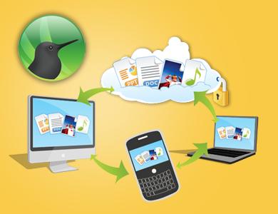 Online backup service