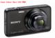 Sony Cyber - Shot DSC - WX9
