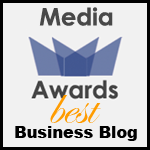 Best Business Blog badgefrom WMA