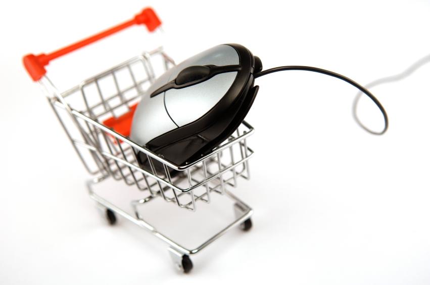 Closing new sales online