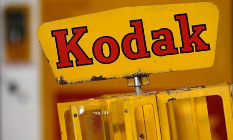 KODAK'S Decline