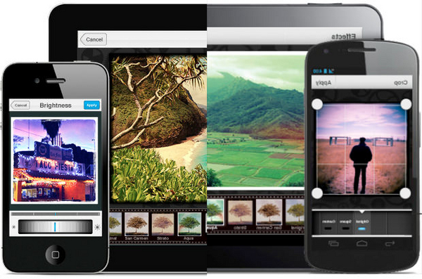 Photography Apps Available for Android and iOS Users