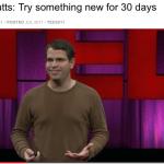 Matt Cutts 30days