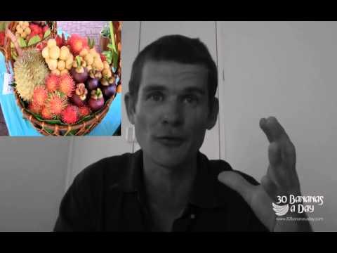 The Raw Food Diet – Steve Pavlina