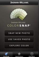 ColorSnap Mobile App