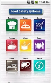 Food Safety Home