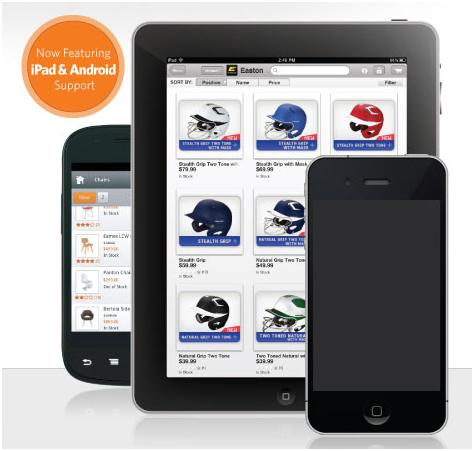 Magento for iOS and Android