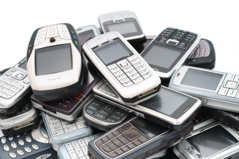 what to do with old phone