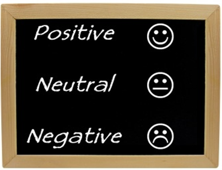 Positive Neutral and Negative