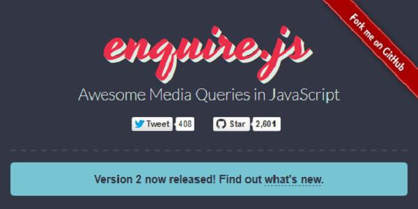 Enquire.js