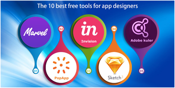 Top 10 Free Tools for App Designers