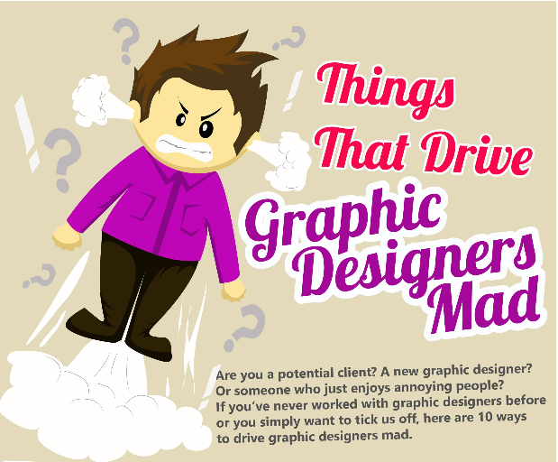 Things that drive designers Mad