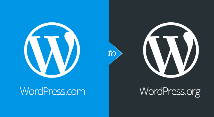 How to move to self-hosted WordPress.org from WordPress.com