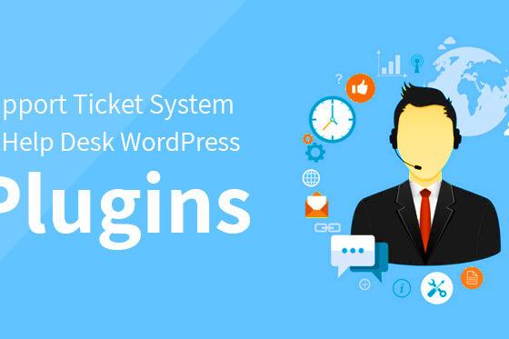 Support Ticket WordPress plugins