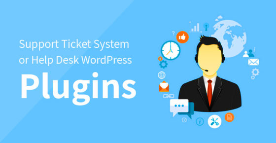 Support Ticket WordPress plugins