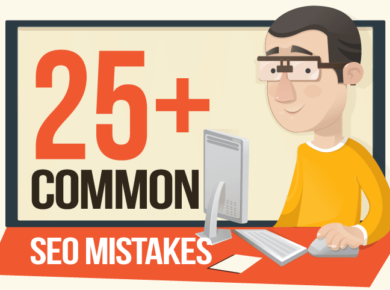 25 Common SEO Mistakes