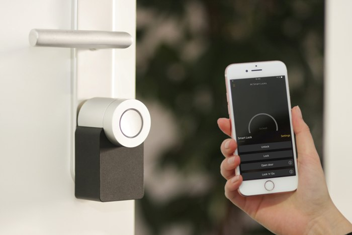 Smart app for Smart homes