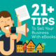 21 tips to sell ebooks